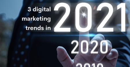 3 digital marketing trends in 2021 - LocAtHeart translation agency