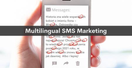 Multilingual SMS Marketing - LocAtHeart translation agency - header